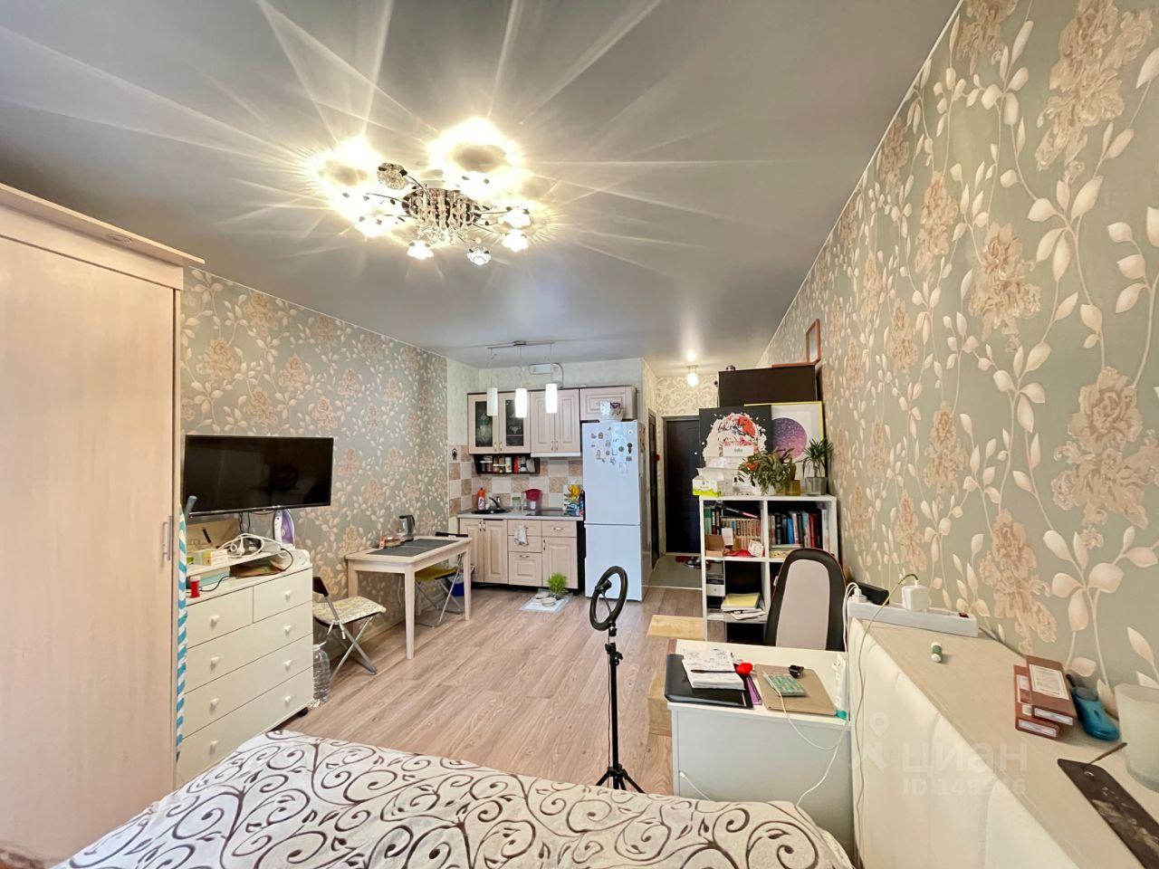 Продаю квартиру-студию 30.2м² ул. Белорусская, 8, Одинцово