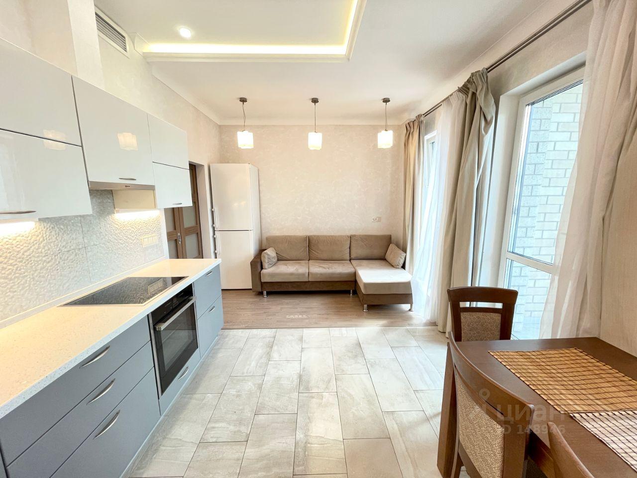 Продаю однокомнатную квартиру 58.4м² ул Клубная 8 Красногорск