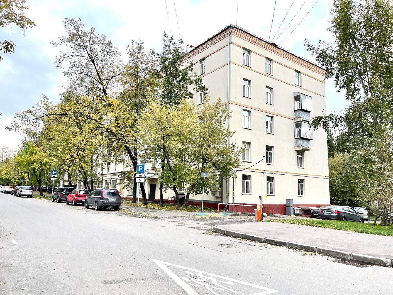 Продажа комнаты улица Долгова 5 Москва СЗАО